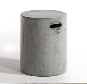 Đặt hàng High quality concrete stool outdoor furniture