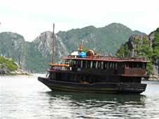 Du lịch vịnh Hạ Long 2 ngày/ 1 đêm
