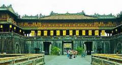 Phong Nha - Quảng Trị - Huế - Đà Nẵng - Bà Nà -