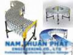 Cung cấp hệ thống băng tải cao su, PU, PVC chuyên nghiệp