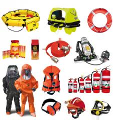 Инспекция и сертификация оборудования Fighting безопасности и пожарной
