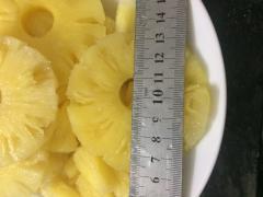 糖水580毫升罐頭菠蘿切片