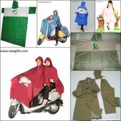 Công ty SAXA chuyên sản xuất áo mưa cánh dơi, áo mưa bộ, in áo mưa...